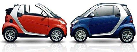Mercedes irá apresentar, em uma semana, o smart fortwo no Brasil