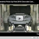 Vídeo: O primeiro Chevlolet Camaro, produzido em série, sendo fabricado
