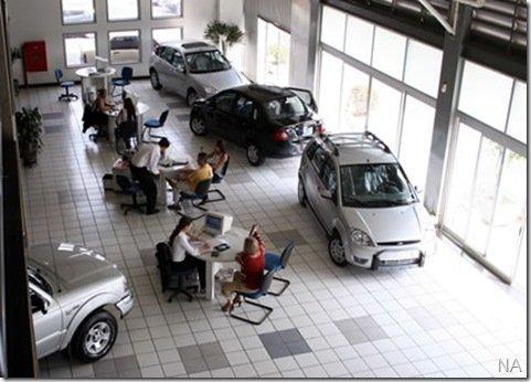 Brasil bate recorde em vendas de automóveis no primeiro trimestre