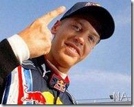 Vettel será pole no GP da China