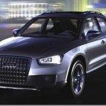 Audi Q3 será espanhol