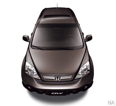 Linha 2009 do Honda CR-V chega ao Brasil com nova cor