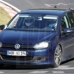 Golf R20T é flagrado em Nürburgring