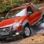 FIAT lança nova Strada no México
