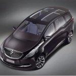 Salão de Xangai-Buick Business Concept