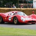 Ferrari 330 P4 vai a leilão na europa por 12 milhões de euros