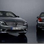 Mercedes comemora seu centenário com edição especial do CL 500