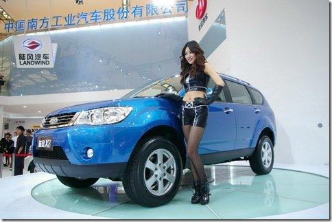 Xangai 2009-JiangLing LandWind X8