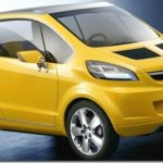 Opel estuda projeto de compacto elétrico