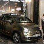 Fiat 500 ganha versão especial da grife Diesel na Europa