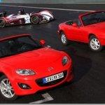 Mazda celebra os 20 anos do MX-5 em Le Mans