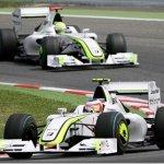 Button consegue quarta vitória da temporada, Barrinchello é o segundo, Webber completa o podium