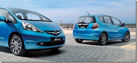 Honda Fit supera marca de 500 mil unidades vendidas na Europa