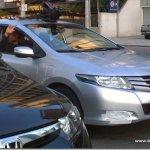 Honda City é flagrado em testes no Brasil com motor Flex