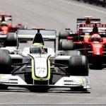 Button vence mais uma e Barrichello chega em segundo