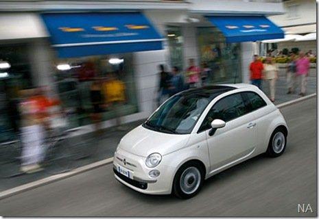 Fiat nos EUA só em 2012