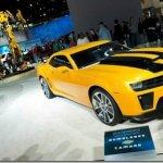 Camaro terá série especial baseada no filme Transformers