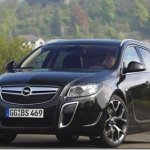 Opel revela Insignia OPC Sports Tourer