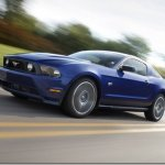 Mustang ganhará motor V8 5.0 em 2010