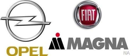 GM chega a acordo preliminar sobre a Opel com a Magna