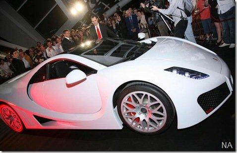 GTA Spano, o esportivo movido a etanol, que marca a entrada dos espanhóis no segmento dos esportivos