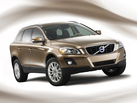 Volvo bate recorde de vendas em abril