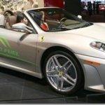 Ferrari mostrará seu híbrido em Frankfurt