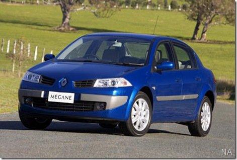 Renault está proibida de vender carros na China