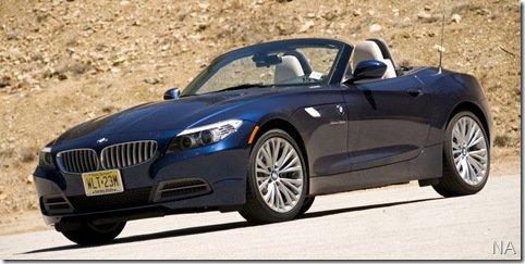 BMW lança nova geração do roadster Z4 no Brasil
