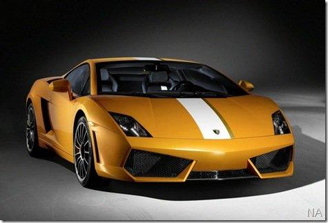 Lamborghini mostra a nova Gallardo LP550-2