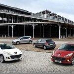 Peugeot lança 207 reestilizado na europa