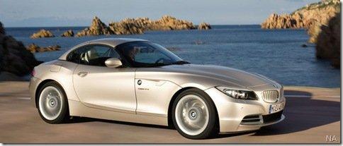 Novo BMW Z4 será lançado dia 10 de junho aqui no Brasil