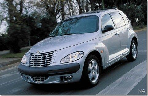 Fiat deu mais um ano de vida ao Pt Cruiser