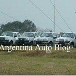 Nova Ford Ranger aparece na Argentina sem disfarces