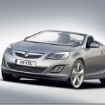 Novo Opel Astra TwinTop só em 2011