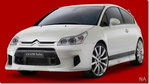 Citroën desenvolve C4 VTR Turbo para evento da Quatro Rodas