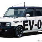 Nissan fabricará veículos elétricos nos EUA