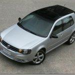 VW lança série limitada do Golf, a Silver Edition