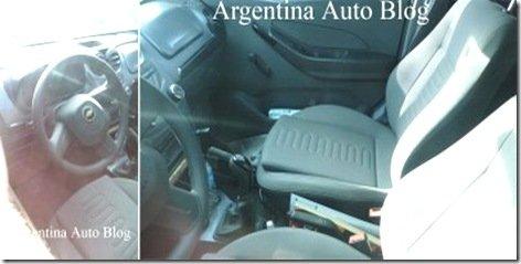 Novo flagra revela interior do Chevrolet Agile