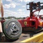 Felipe Massa sofre acidente no treino classificatório do GP da Hungria