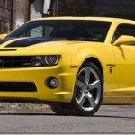 Camaro pode ganhar kit visual baseado no modelo do filme Transformers