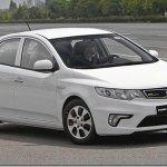 Kia apresenta o primeiro carro híbrido, O Forte LPI