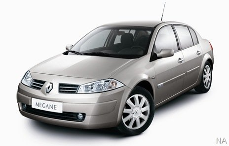 Renault Mégane 2010 chega às lojas com algumas modificações