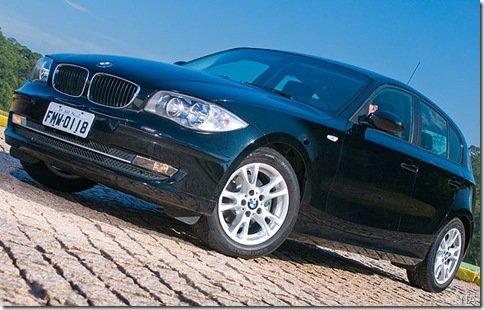 BMW 118i finalmente chega às lojas, e custa 95 mil