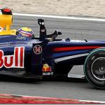 Webber consegue a primeira pole de sua carreira, na Alemanha – Barrichello larga em segundo