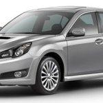 Subaru mostrará Legacy 2010 em Frankfurt