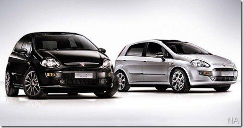 Oficial – Novo Fiat Punto Evo