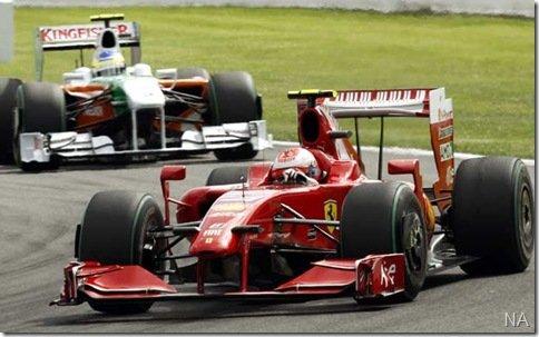 Raikkonen vence o GP da Bélgica, Barrichello termina em 7º