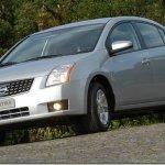 Nissan Sentra flex já está disponível nas concessionárias