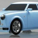 Herpa apresentará conceito elétrico inspirado no Trabant